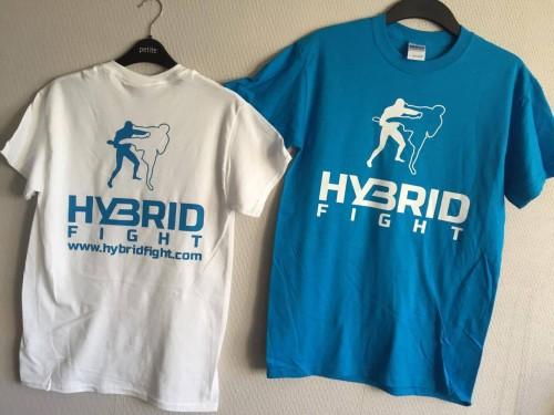 HYBRID T's reverse