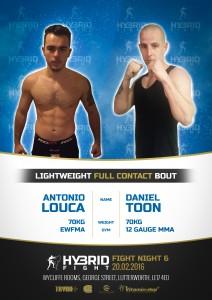 Toon vs Louca-3