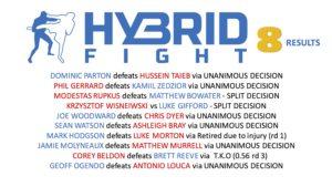 HF8 Results rev1